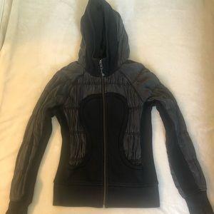 Lululemon zip up jacket hoodie